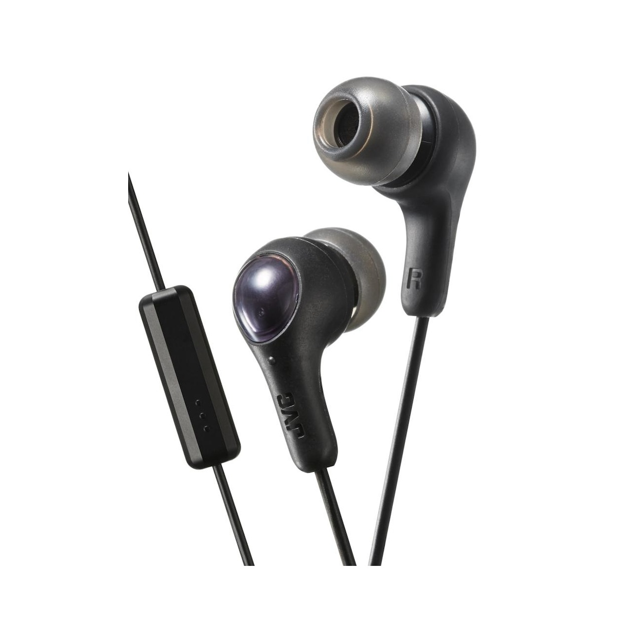 JVC in ear oordopjes HA FX7M BE zwart