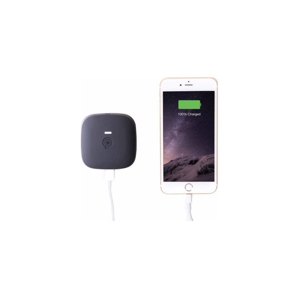 Zens Portable Power Pack 7800 mAh zwart