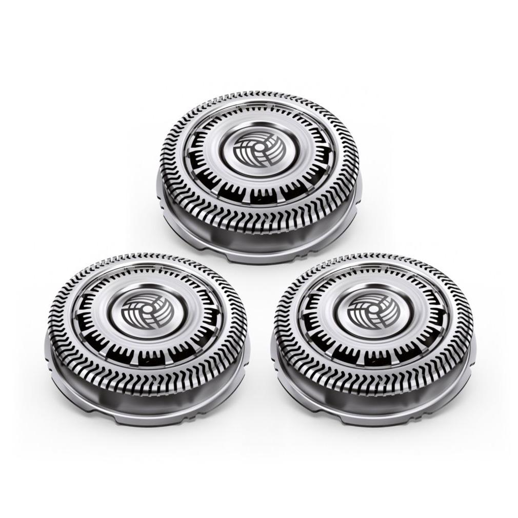 Philips scheerhoofden SH90/60 zilver