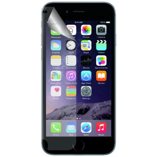 Telefoonleader - Azuri 2 x Flexibele Screen Protector voor Apple iPhone 7/8 Plus transparant