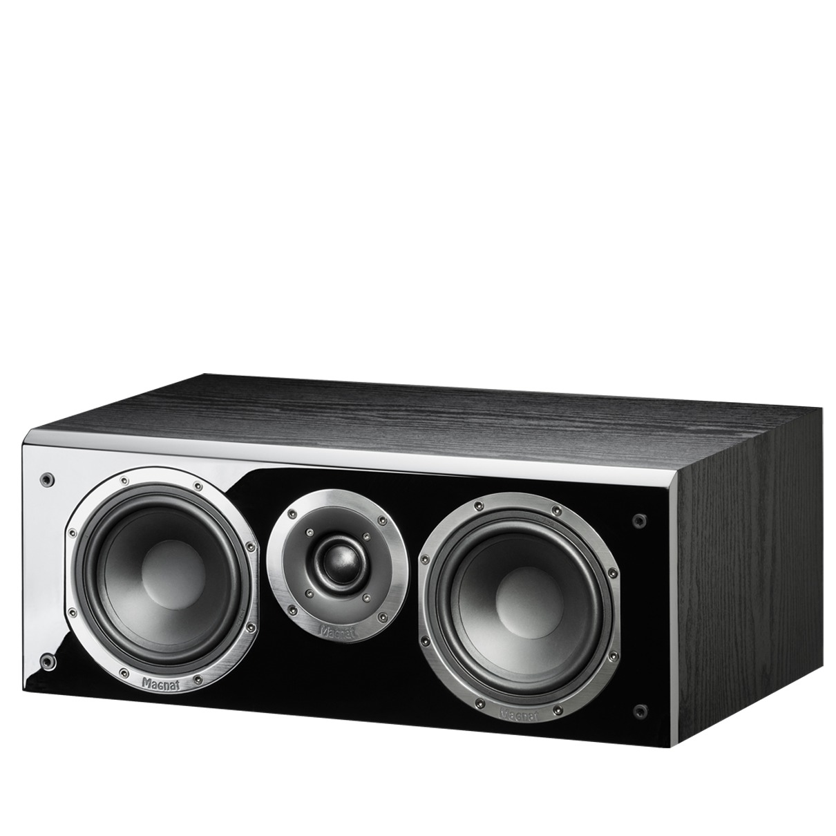 Magnat boekenplank speaker Shadow Center 213 zwart