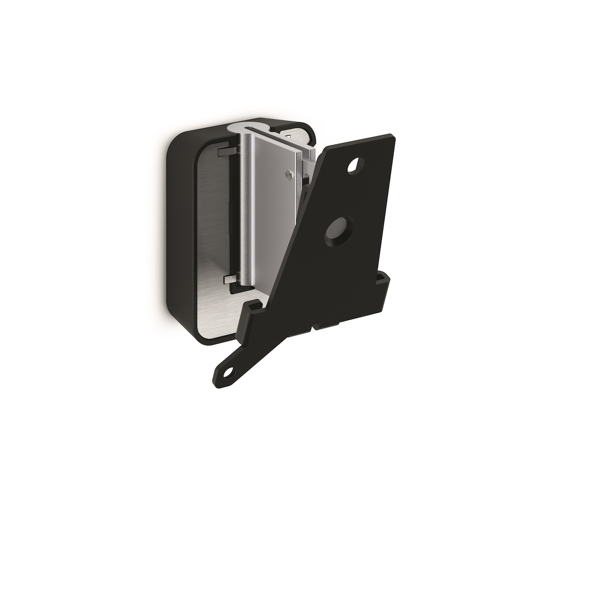 Vogels audio muurbeugel SOUND 5203 HEOS 3 WALL MOUNT zwart