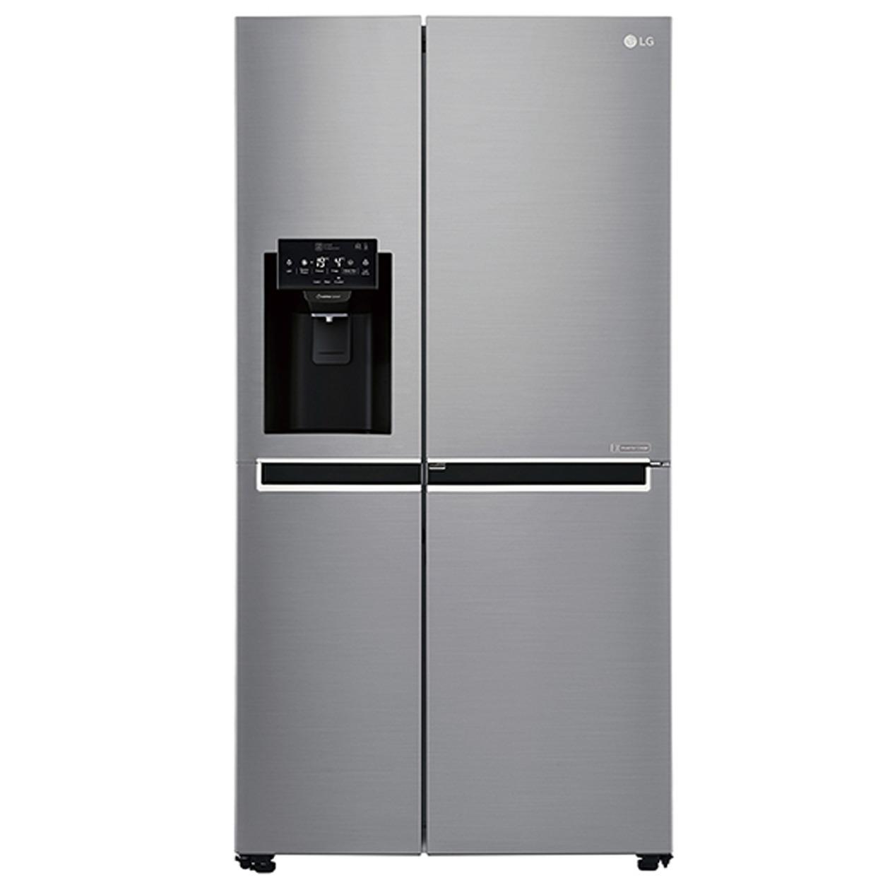 LG amerikaanse koelkast GSJ760PZUZ staal - Prijsvergelijk