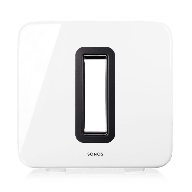 Sonos subwoofer SUB wit