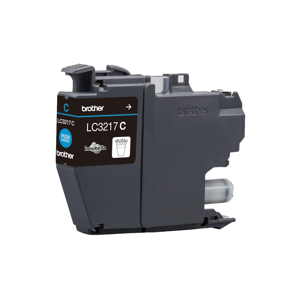 Brother inkt LC-3217C cyaan