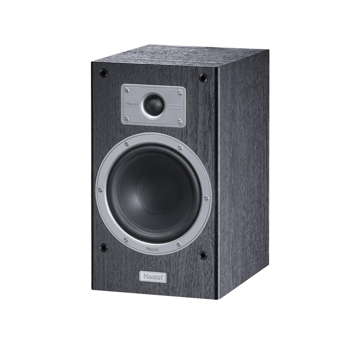 Magnat boekenplank speaker TEMPUS 33 / Set zwart