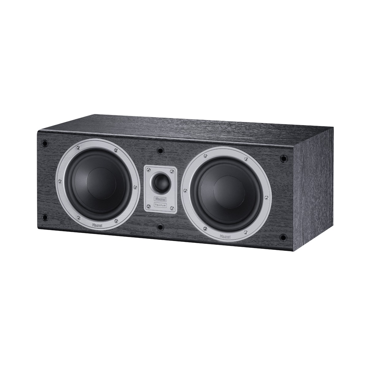 Magnat boekenplank speaker TEMPUS CENTER 22 zwart