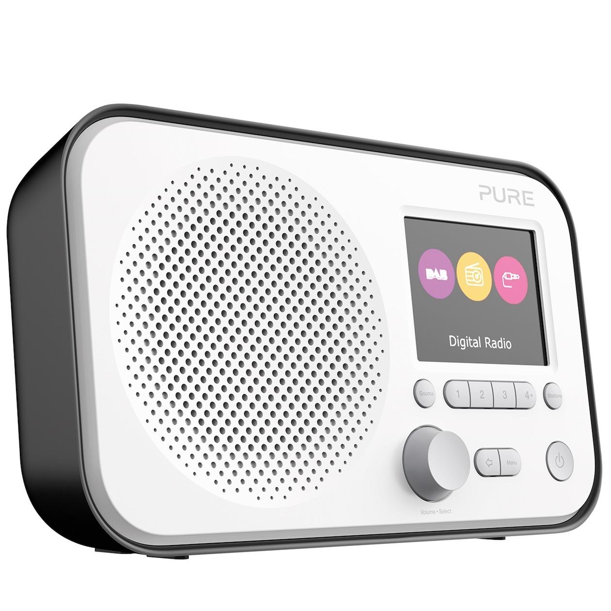 Pure dab radio Elan E3