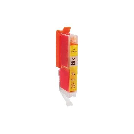 Easyfiks CLI 551 Yellow Pixma MX925 MG5450