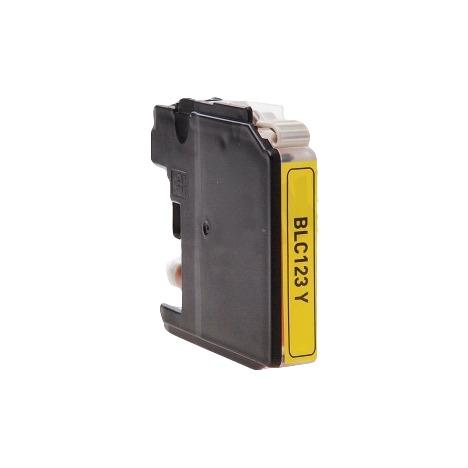 Easyfiks LC 121/123/125 Yellow XL DCPJ4110DW, MFCJ4410DW, MFCJ4710DW