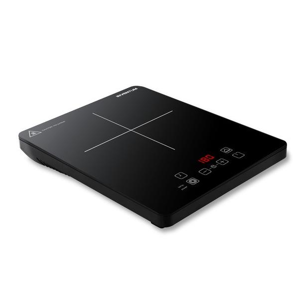 Inventum inductie kookplaat KI120T zwart