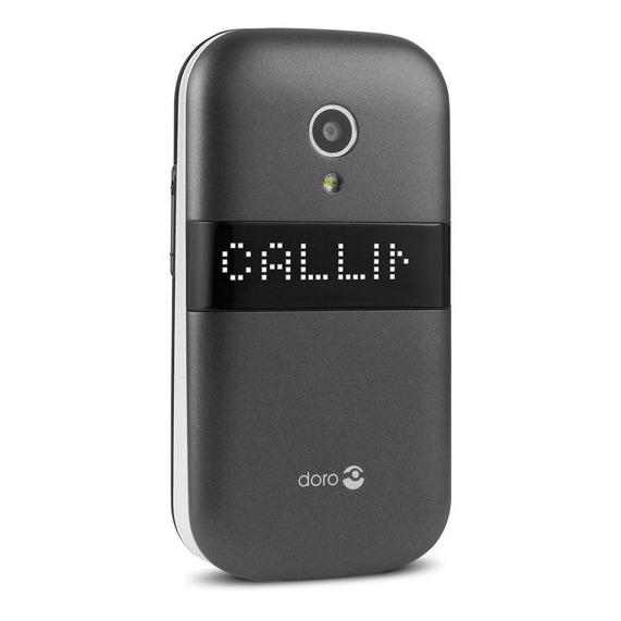 Doro mobiele telefoon 6050 grijs