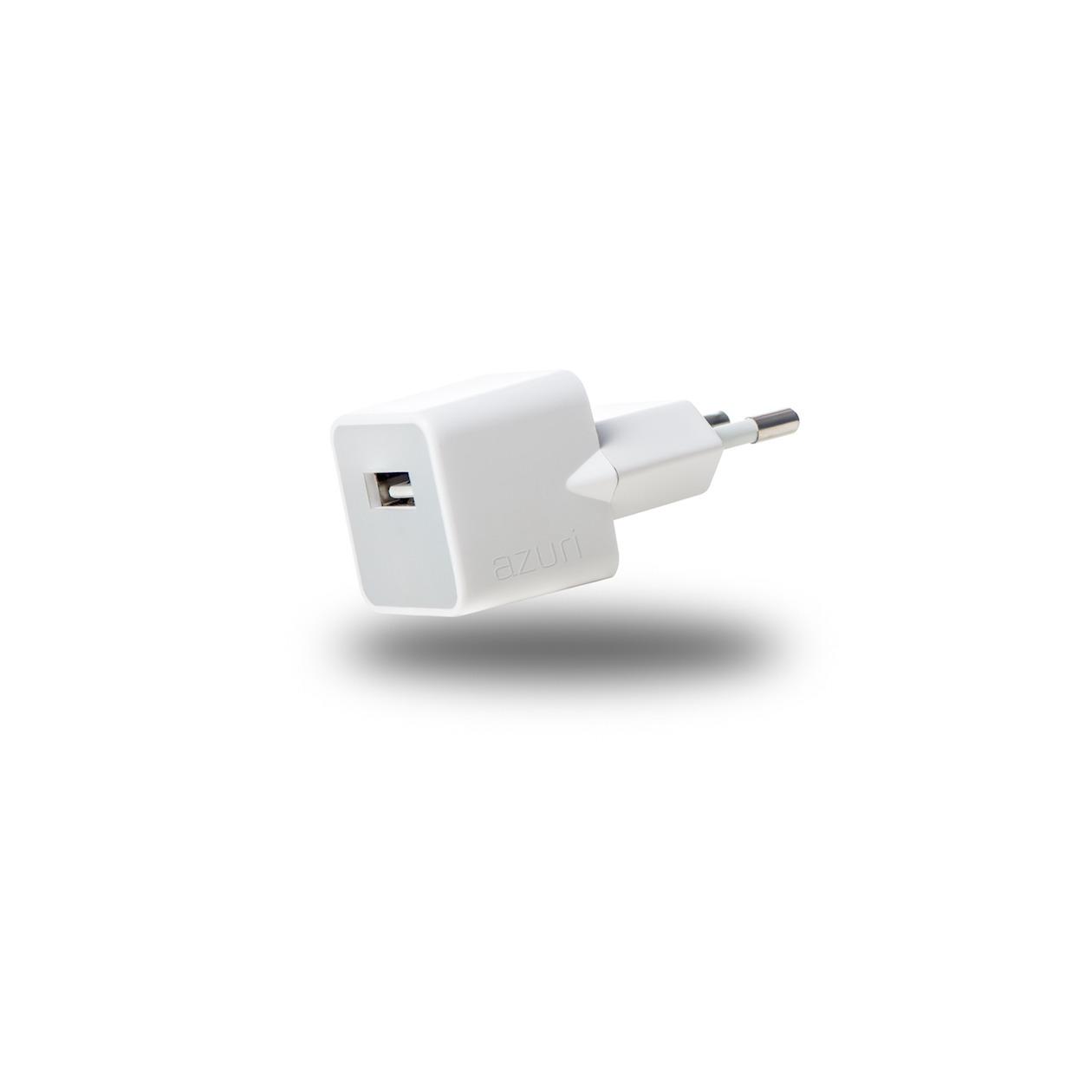 Op WoonWinkelCentrum: Alles voor de inrichting van uw woning is alles over phone te vinden: waaronder expert en specifiek Azuri oplader Thuislader 1 x USB 1Amp wit