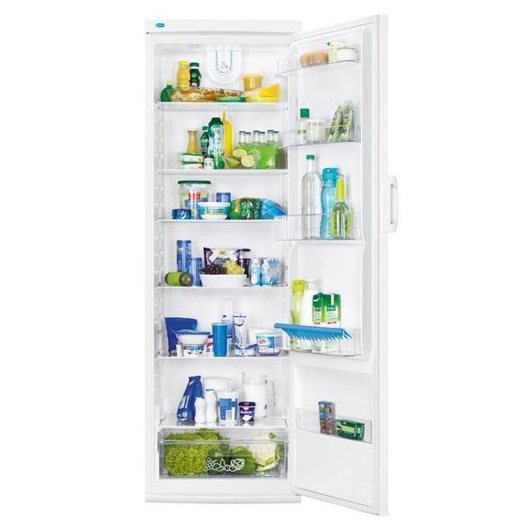 Zanussi koelkast zonder vriesvak ZRA40401WA