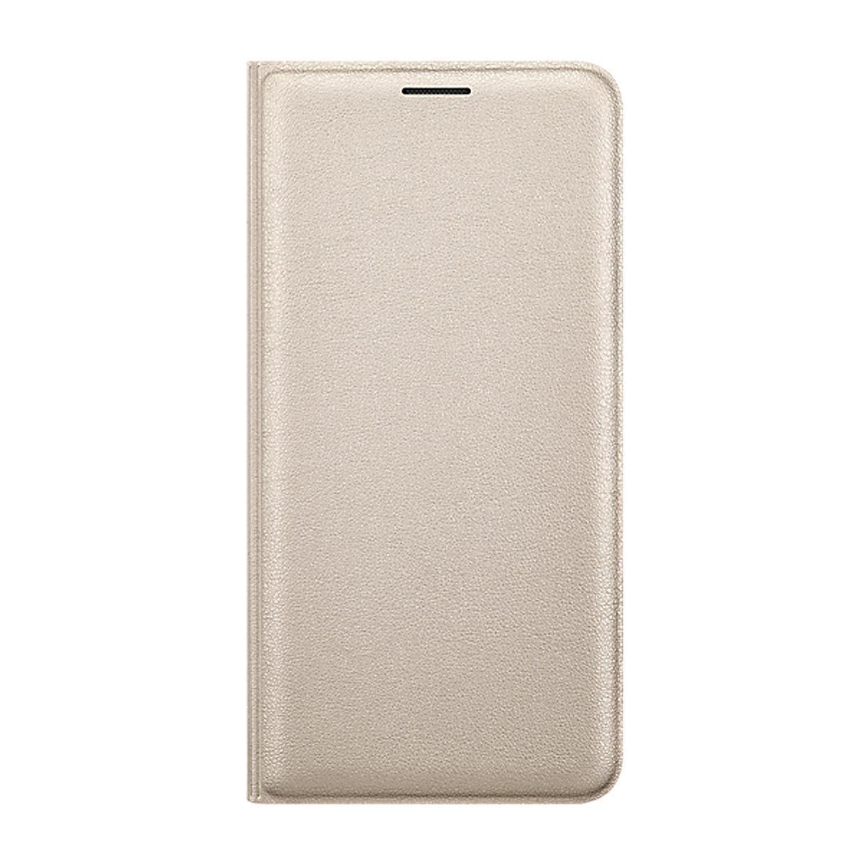 Samsung EF-WJ510PFEGWW Samsung Flip Wallet Galaxy J5 2016 Gold (EF-WJ510PFEGWW)