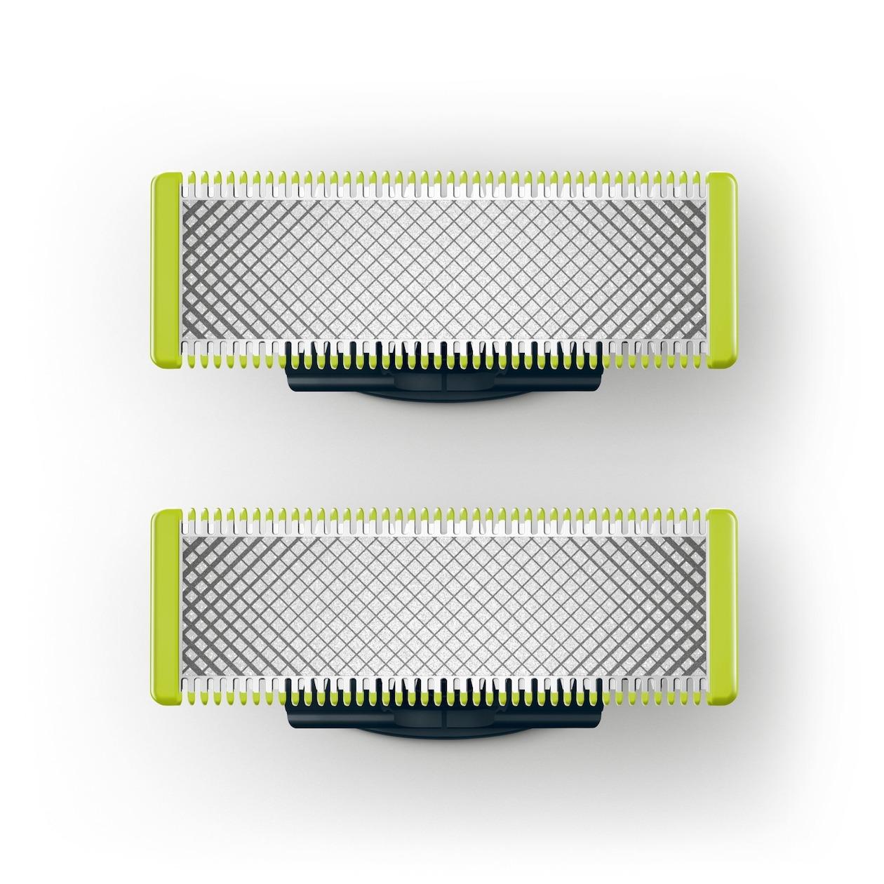 Philips scheerhoofden QP220/55 zwart/groen