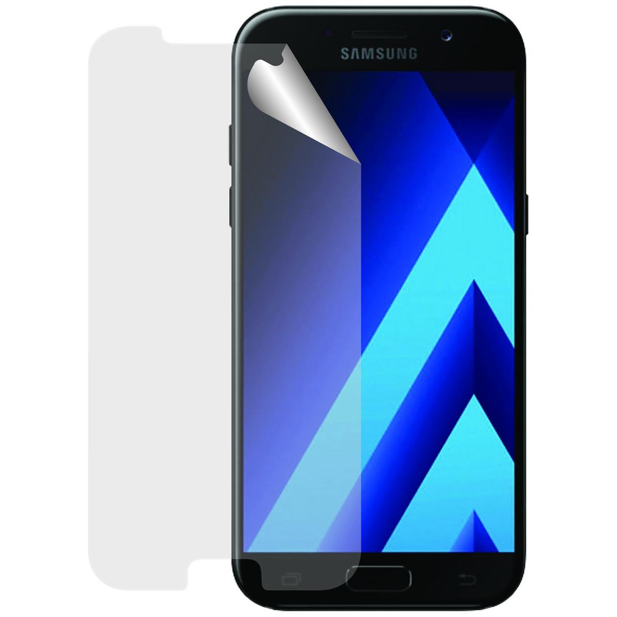 Azuri 2 x Flexibele Screen Protector voor Samsung Galaxy A5 2017