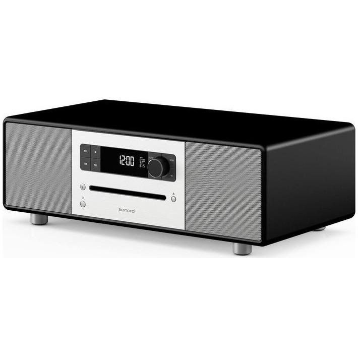 Sonoro stereo set STEREO 320 mat zwart