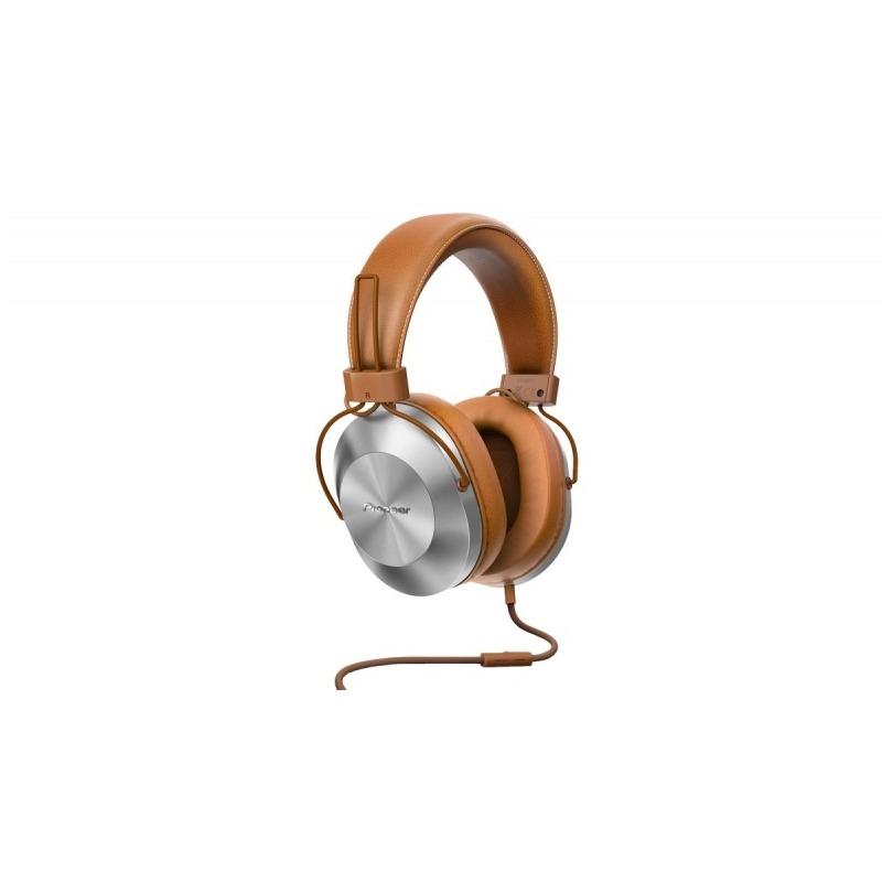 Pioneer Over Ear Koptelefoon Volumeregeling, Headset Bruin