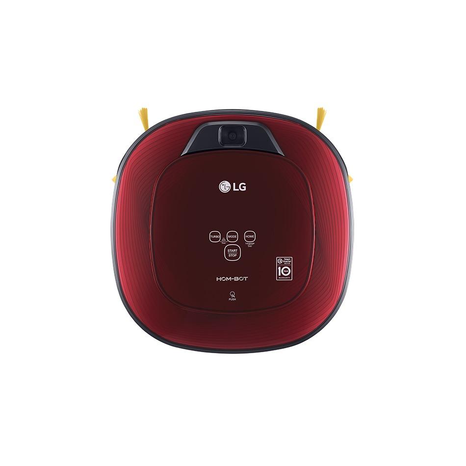 LG robot stofzuiger VR8601RR rood