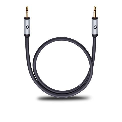 Oehlbach extender Mobiele audiokabel 35 mm jack naar 35 mm jack lengte 3 mete