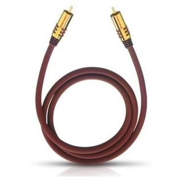 Oehlbach subwoofer kabel Subwoofer cinchkabel 30 m mono