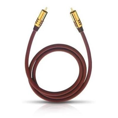 Oehlbach subwoofer kabel Subwoofer cinchkabel 50 m mono