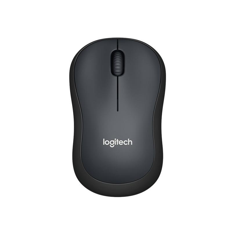 Logitech muis M220 Silent zwart