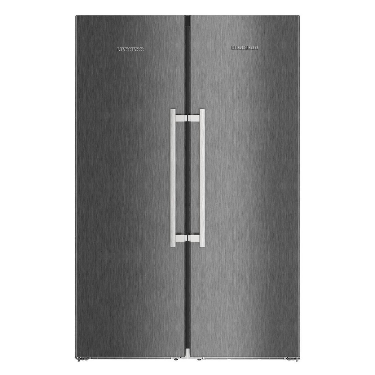 Liebherr amerikaanse koelkast SBSbs 8673-20 - Prijsvergelijk