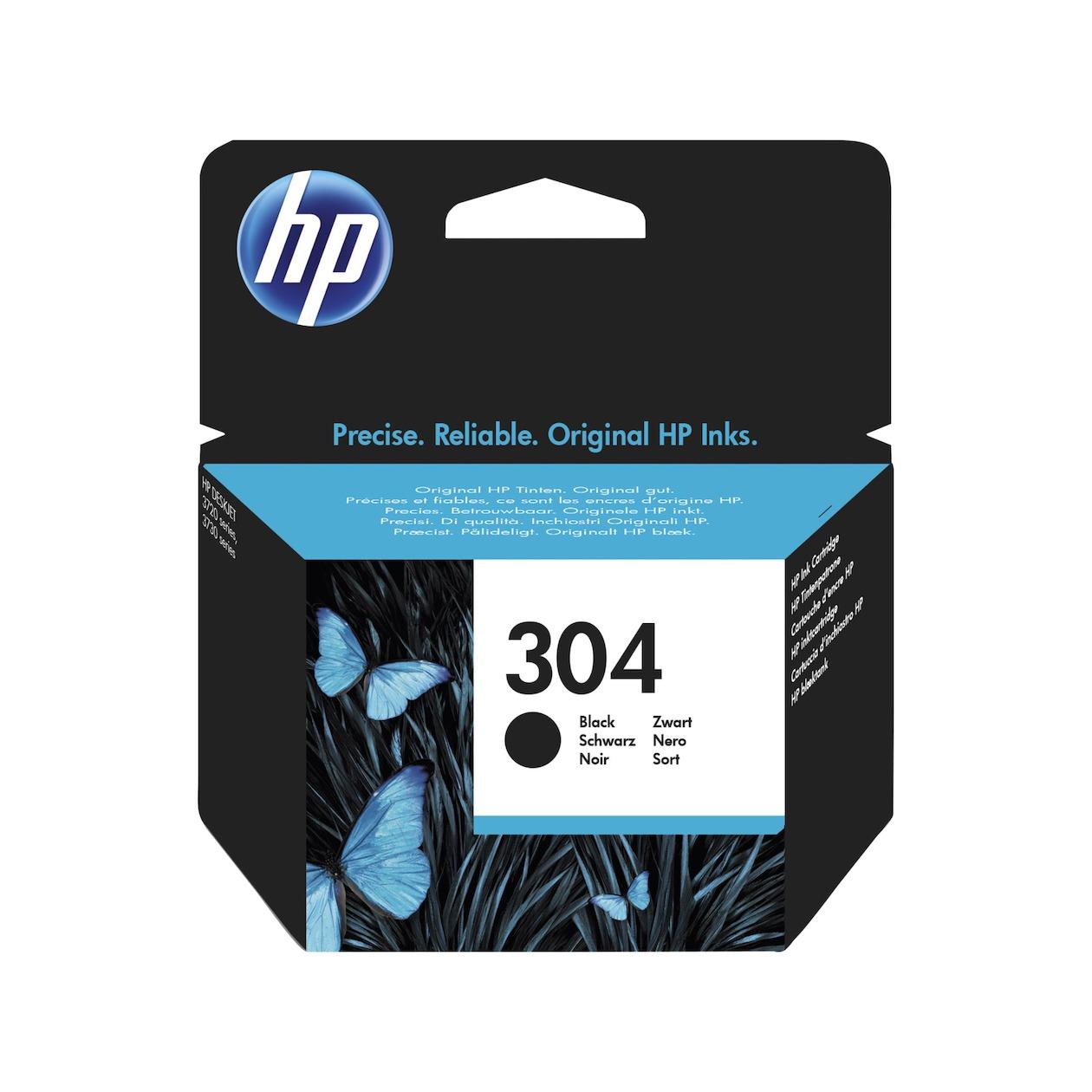 HP HP 304 N9K06AE zwart