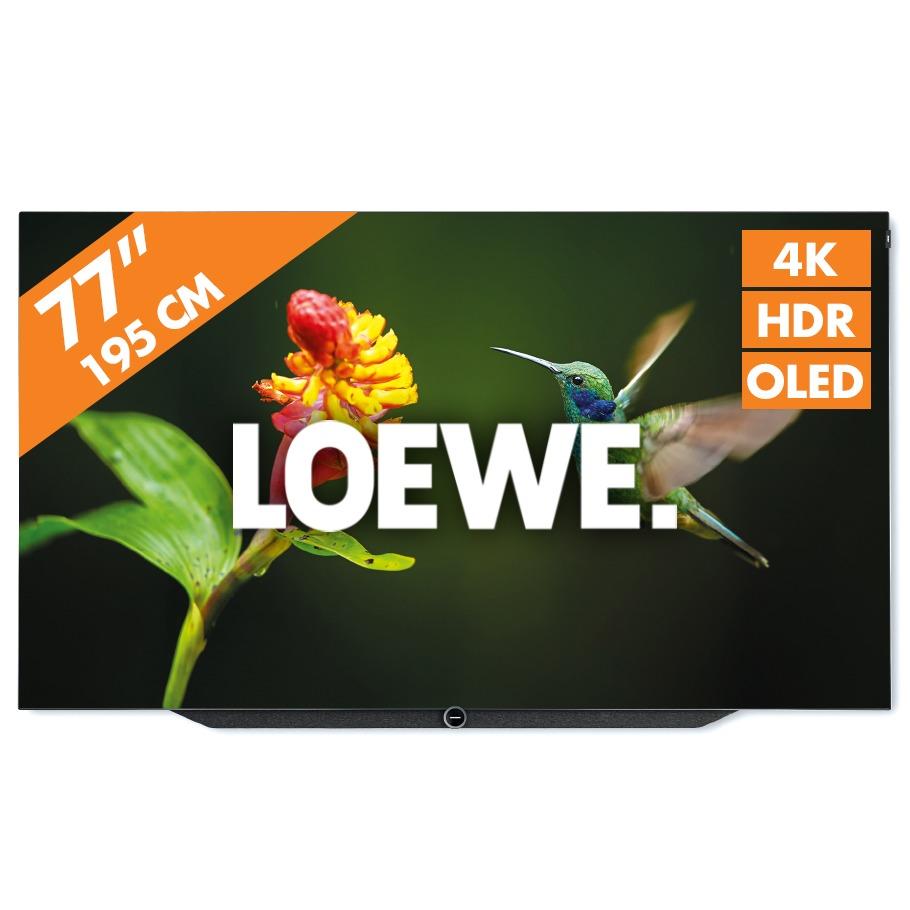 LOEWE OLED TV BILD 7.77 (INCL. WM7) GRAFIETGRIJS