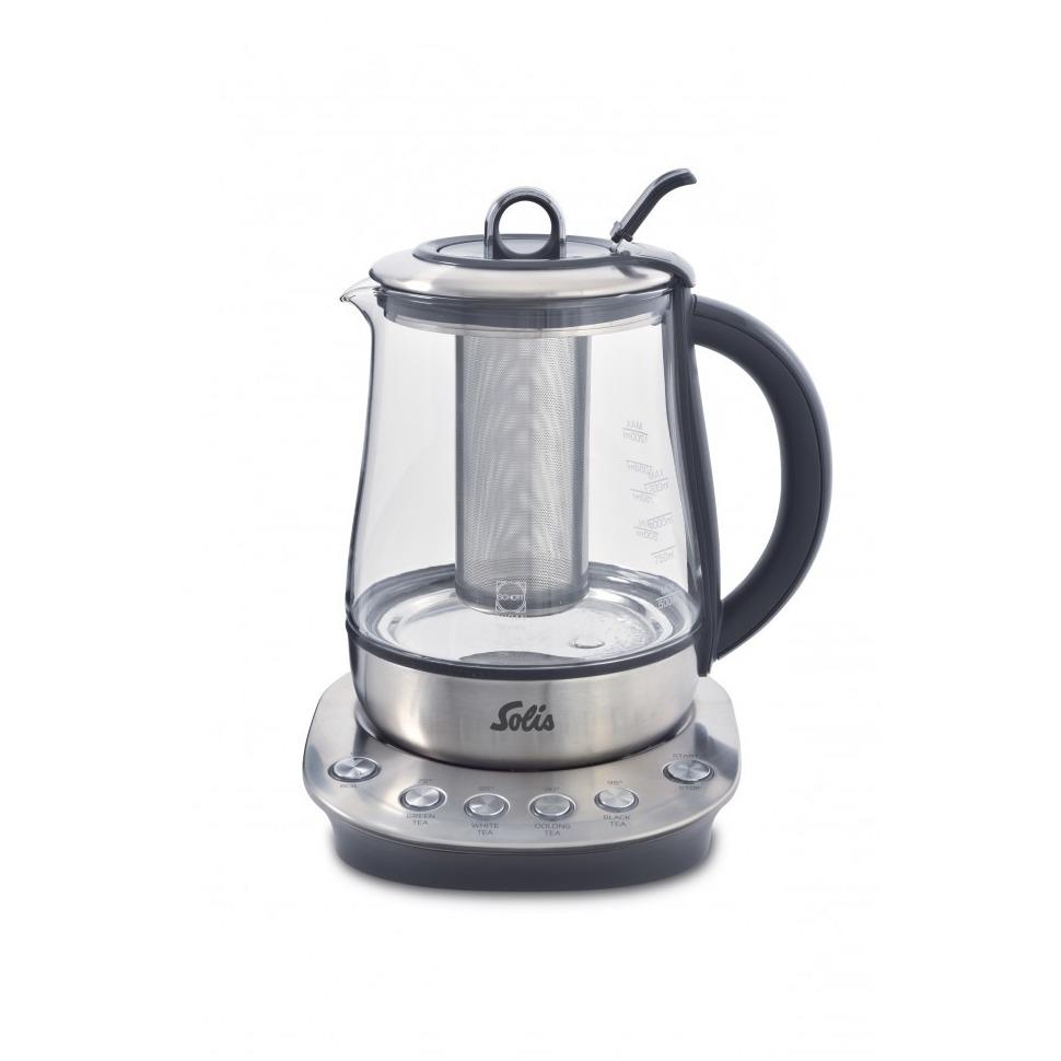 Solis waterkoker Tea Kettle Classic 5514 transparant