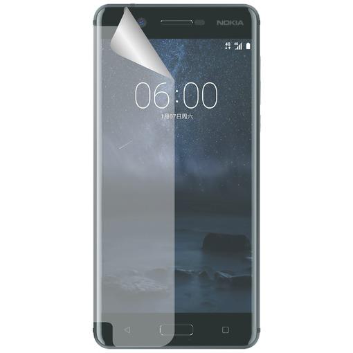 Azuri 2 x Flexibele Screen Protector voor Nokia 6