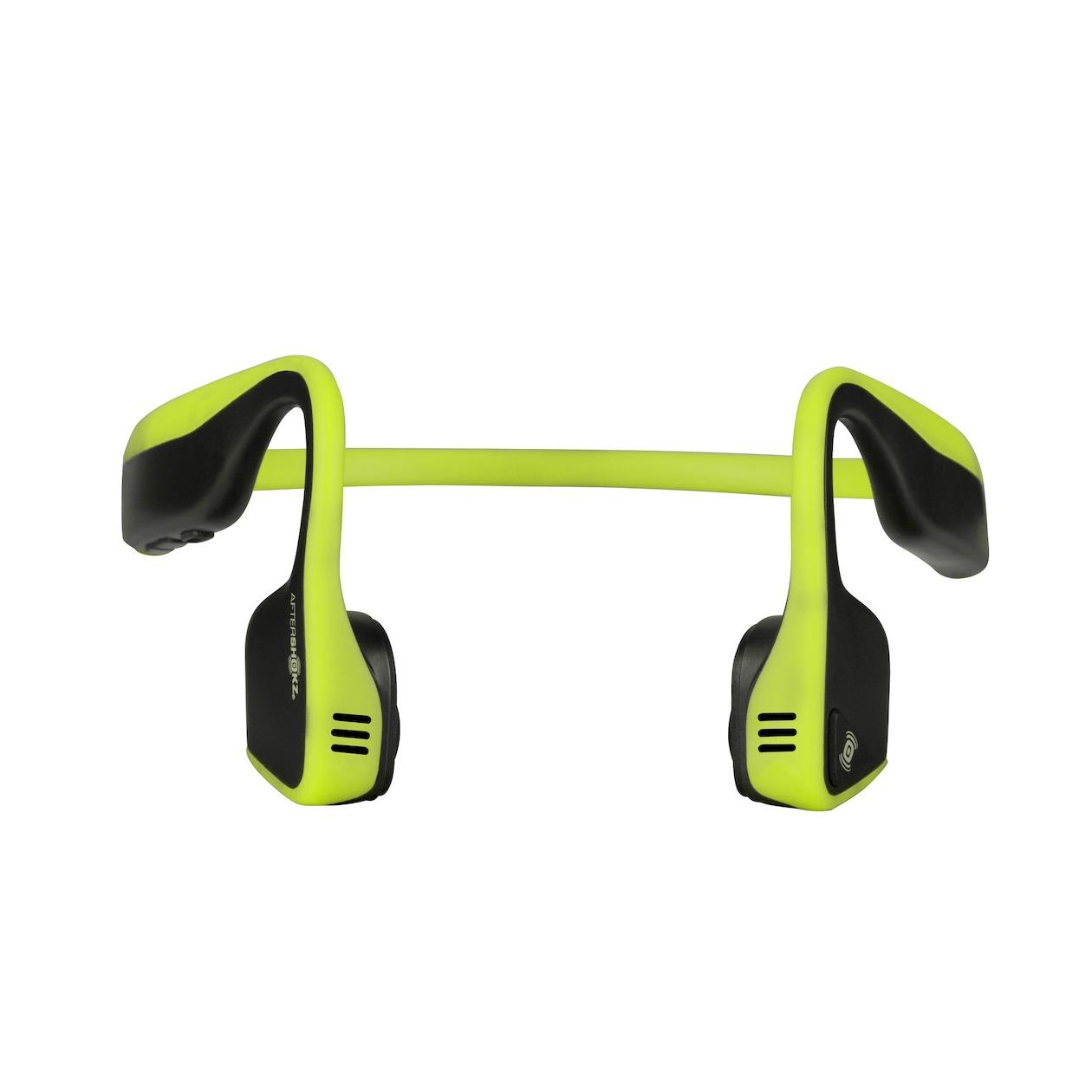 Afbeelding van Aftershokz earbud oordopjes Trekz Titanium groen