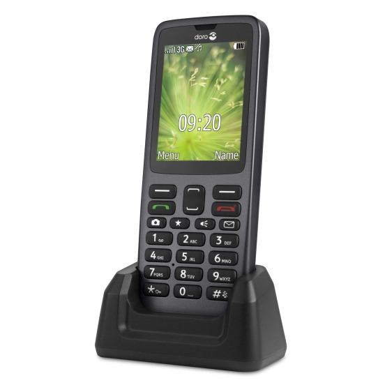 Doro mobiele telefoon 5516 grafiet