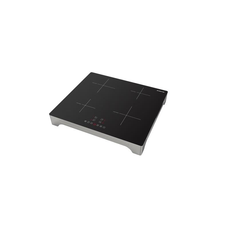 Inventum inductie kookplaat VKI6010ZIL zilver
