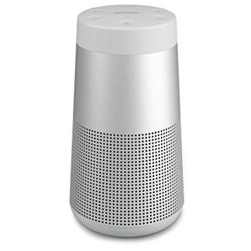 Op WoonWinkelCentrum: Alles voor de inrichting van uw woning is alles over beeld | geluid te vinden: waaronder expert en specifiek Bose bluetooth speaker SOUNDLINK REVOLVE grijs