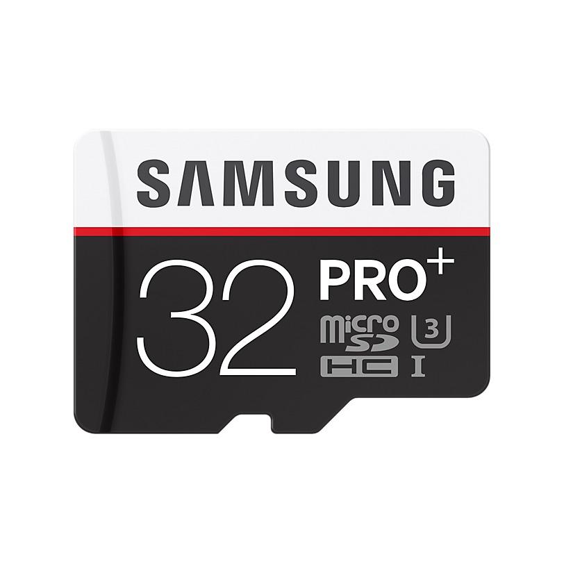 Samsung micro sd kaart Pro+ MicroSDHC UHS I 32GB