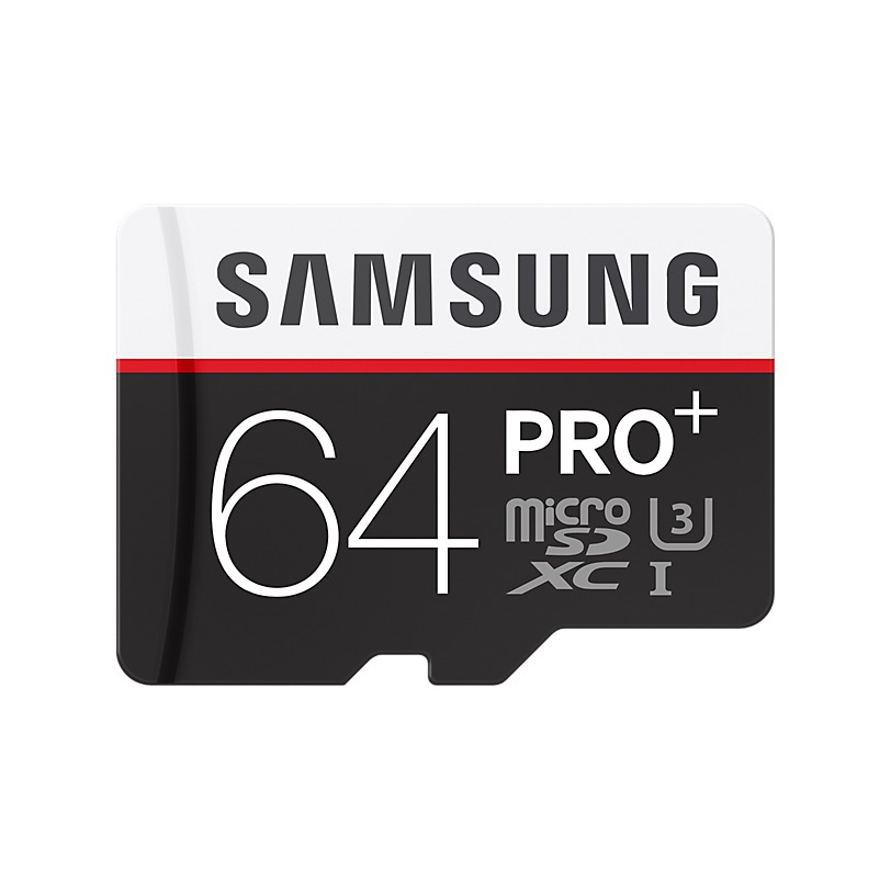 Samsung Pro+ MicroSDXC UHS I U3 64GB