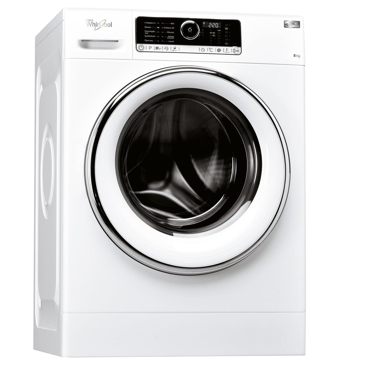Whirlpool voorlader FSCR 80428 - Prijsvergelijk