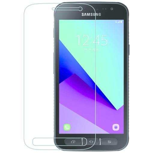Azuri smartphone screenprotector Screen Protector Tempered Glass flatt - voor Samsung Xcover 4