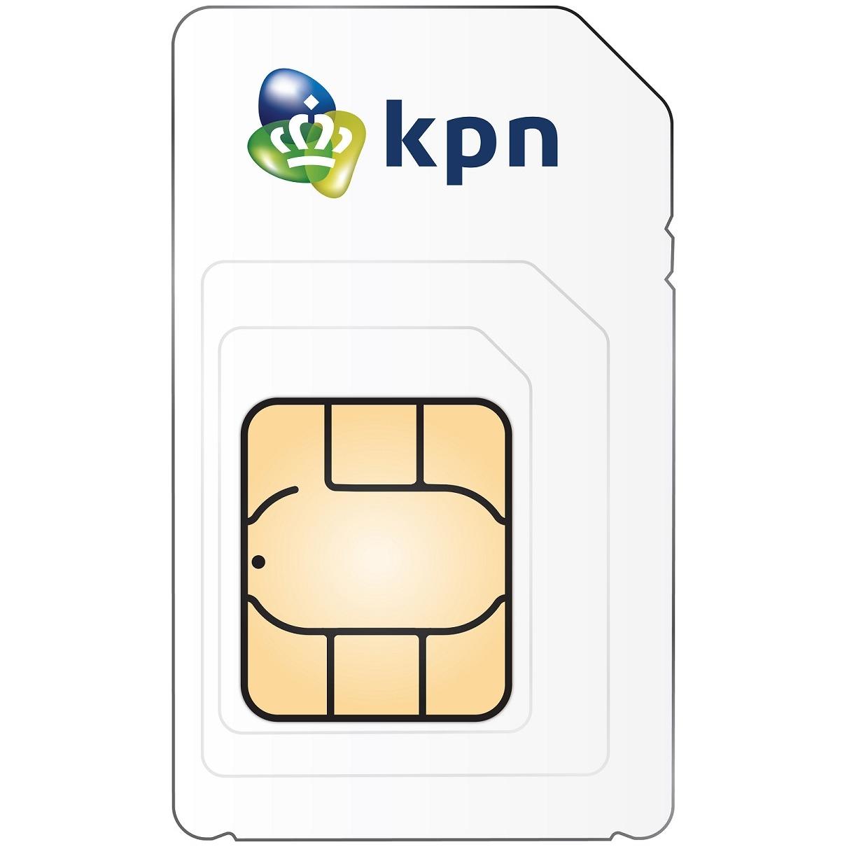 KPN SIM-kaart KPN prepaid 1GB