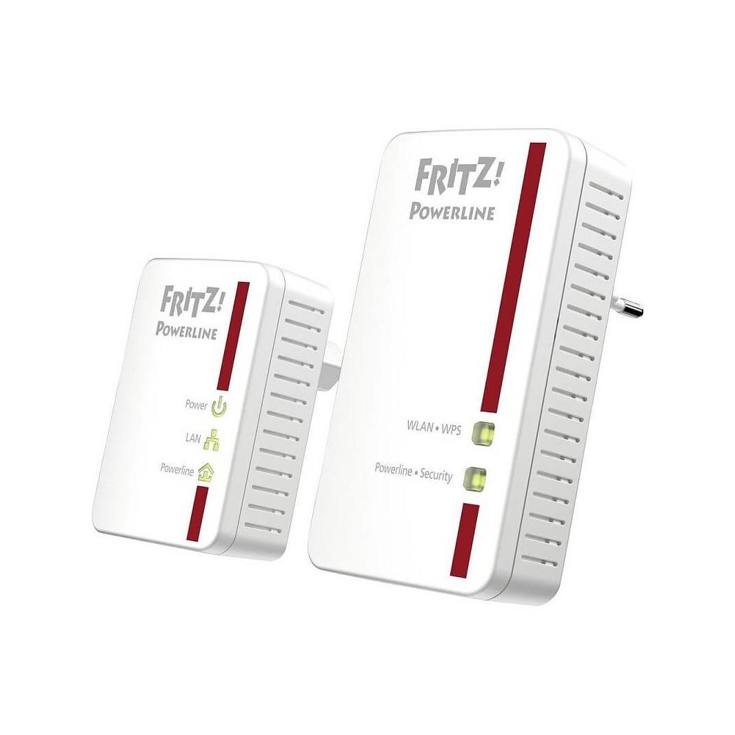 AVM powerline FRITZ!Powerline 540E WiFi SET