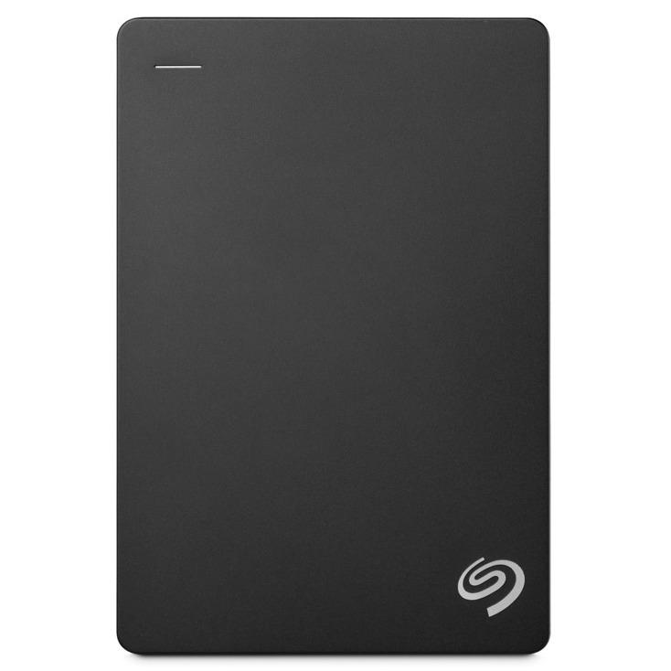 Seagate externe harde schijf BackupPlus Portable Slim 4TB zwart