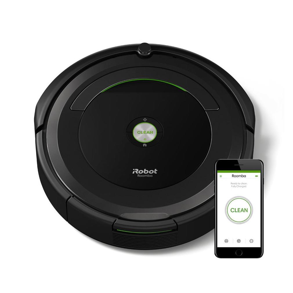 Telefoonleader - Irobot Roomba 696