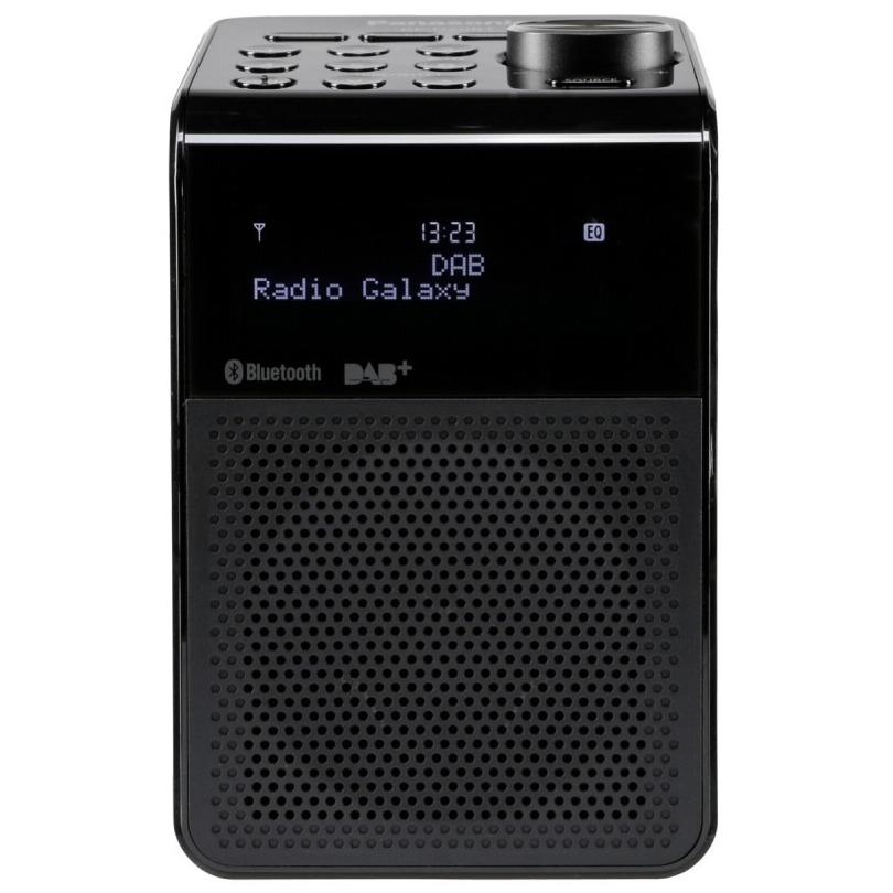 Panasonic dab radio RF-D20BT zwart