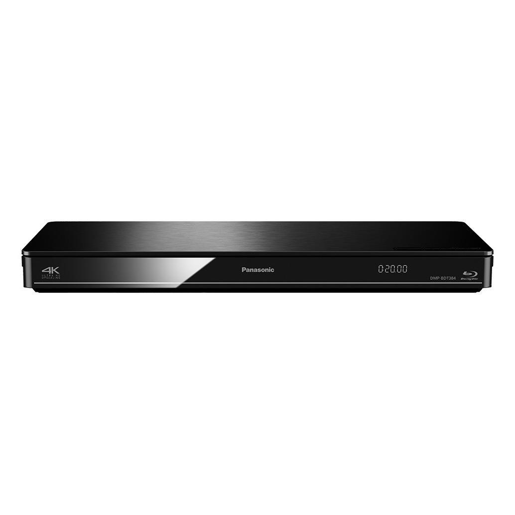 Panasonic bluray speler DMP-BDT384EG
