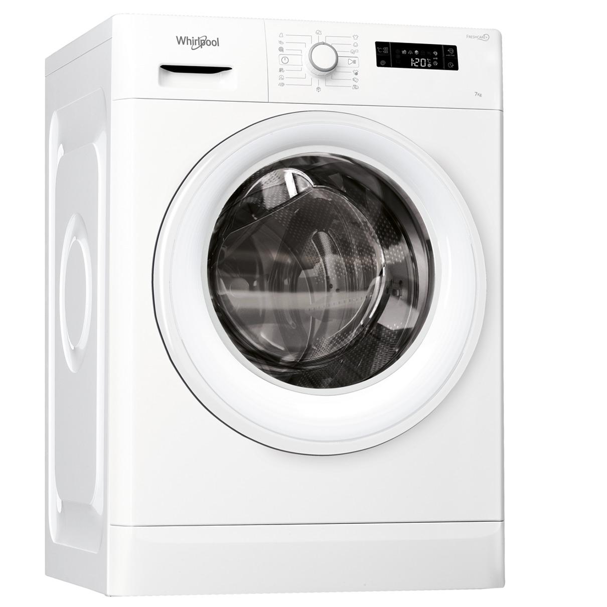 Whirlpool voorlader FWF71483W EU - Prijsvergelijk