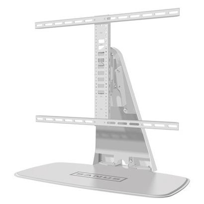Sanus tv beugel WSTV1-W2 swivel base voor TVs tot 60inch en PlayBase wit wit