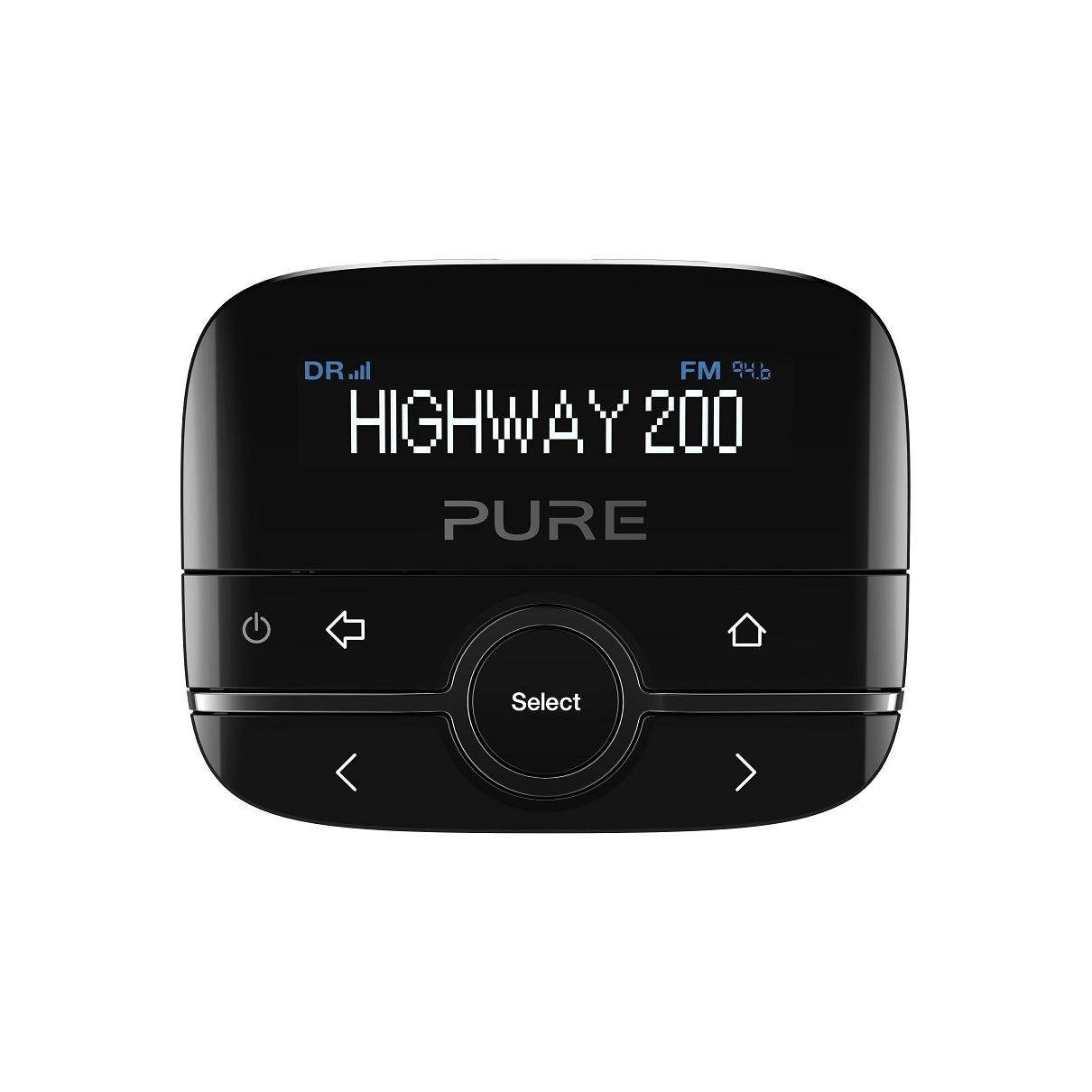 Pure car audio Highway 200